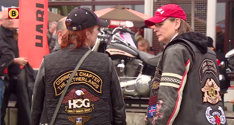 Central Harley Day in het regionale nieuws