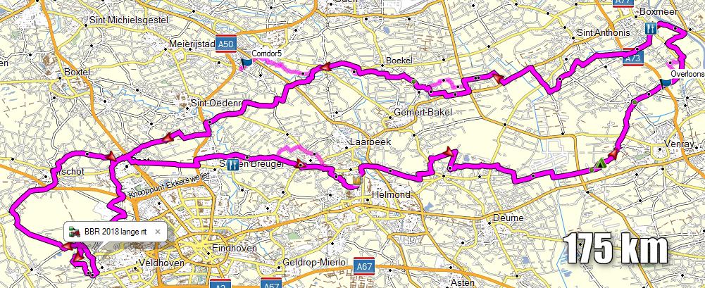 Routes BBR 2018 beschikbaar