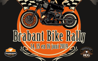 Inschrijving Brabant Bike Rally 2019 geopend!