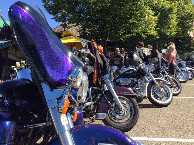 Ride Out Zondag 5 Augustus