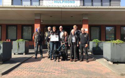 Corridor Chapter steunt het goede doel Hulphond Nederland