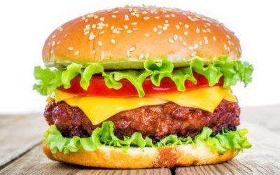 Hamburger avond vrijdag 26 oktober a.s.