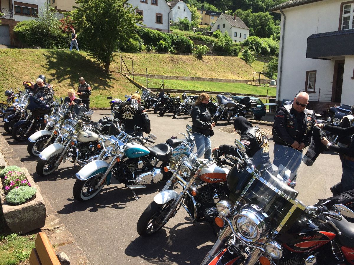 Ride out 1 september 2019