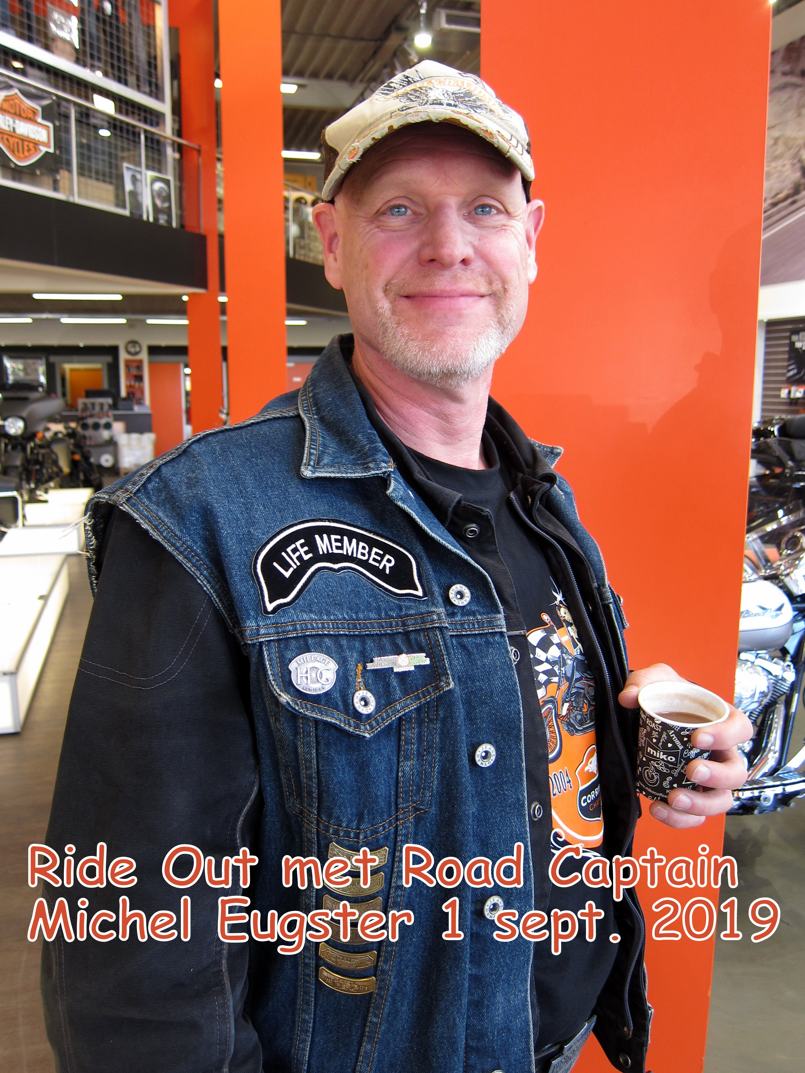 Foto's Ride Out 1 September
