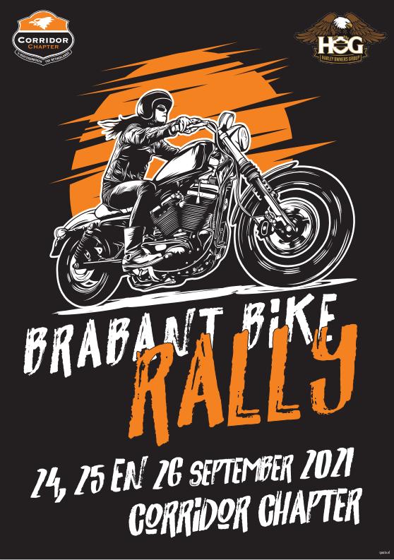 Nieuwe datum Brabant Bike Rally
